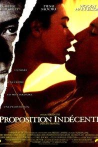 Affiche du film : Proposition indecente