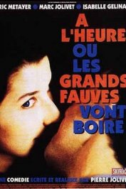 background picture for movie A l'heure où les grands fauves vont boire