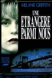 background picture for movie Une etrangere parmi nous