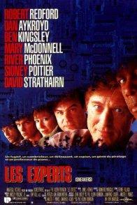 Affiche du film : Les experts