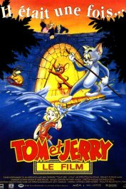 background picture for movie Tom et Jerry, le film