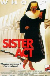 background picture for movie Sister Act