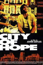 background picture for movie City of hope
