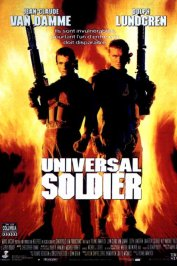 background picture for movie Universal soldier