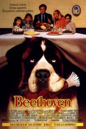 background picture for movie Beethoven