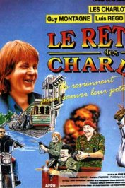 background picture for movie Le retour des charlots