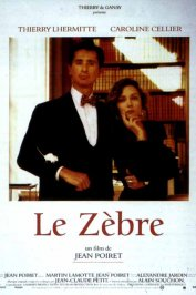 background picture for movie Le Zèbre