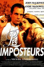 background picture for movie Les imposteurs