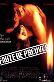 background picture for movie Faute de preuves