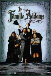 background picture for movie La famille Addams