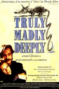 Affiche du film : Truly, madly, deeply