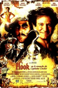 Affiche du film : Hook ou la revanche du Capitaine Crochet
