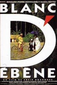 Affiche du film : Blanc d'ébène