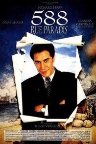 Affiche du film : 588 rue paradis