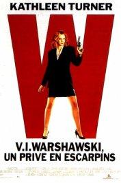 background picture for movie Vi warshawski un prive en escarpins