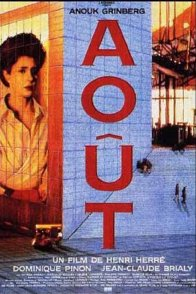 Affiche du film : Aout