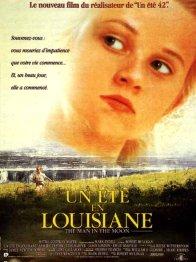 Affiche du film : Un ete en louisiane