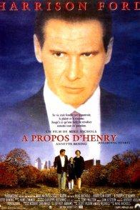 Affiche du film : A propos d'henry