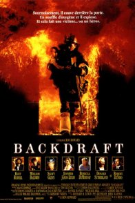 Affiche du film : Backdraft