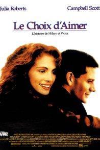 Affiche du film : Le choix d'aimer