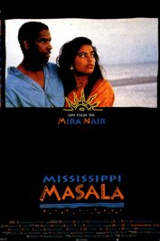 background picture for movie Mississippi masala