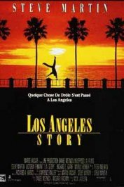 background picture for movie Los angeles story