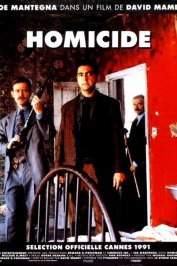 background picture for movie Homicide