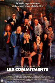 background picture for movie Les commitments
