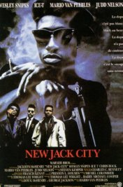 Affiche du film : New jack city