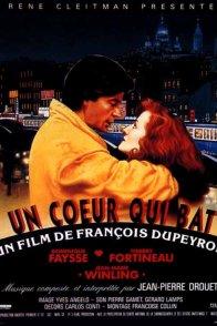 Affiche du film : Un coeur qui bat