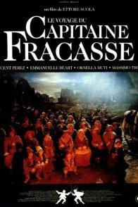 Affiche du film : Le voyage du capitaine Fracasse