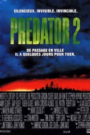background picture for movie Predator 2