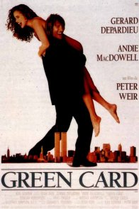 Affiche du film : Green card