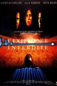 Affiche du film : L'experience interdite