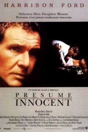 background picture for movie Presume innocent