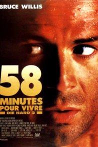 Affiche du film : 58 minutes pour vivre
