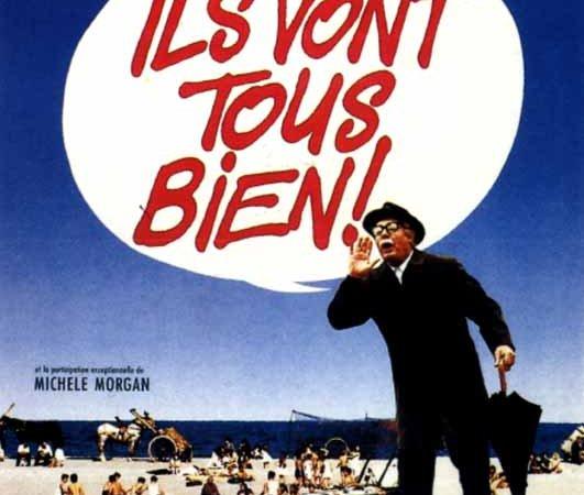 Photo dernier film Michèle Morgan