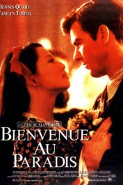 background picture for movie Bienvenue au paradis