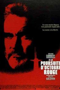 Affiche du film : A la poursuite d'Octobre Rouge