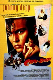 background picture for movie Cry baby