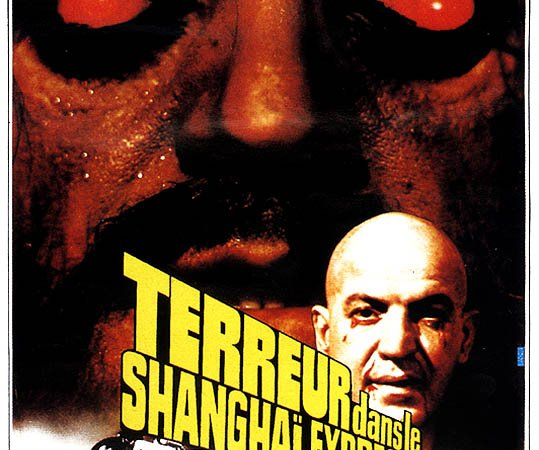 Photo du film : Terreur dans le shangai express
