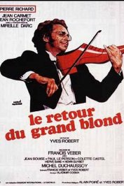 background picture for movie Le retour du grand blond