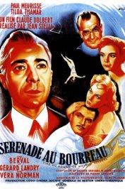background picture for movie Serenade au bourreau