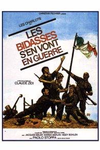Affiche du film : Les bidasses s'en vont en guerre