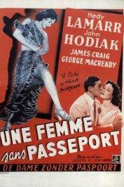 background picture for movie La dame sans passeport