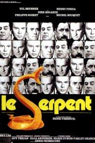 Affiche du film : Le serpent
