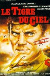 background picture for movie Le tigre du ciel