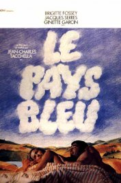 background picture for movie Le pays bleu