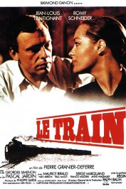 background picture for movie Le train