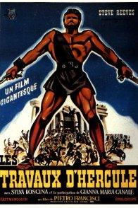 Affiche du film : Les travaux d'hercule